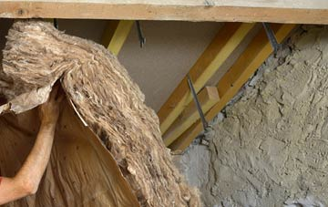 Tamworth pitched roof insulation costs