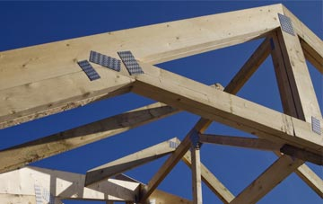 Tamworth roof trusses for new builds and additions